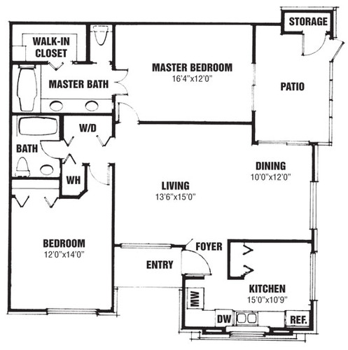 Royal  floor plan